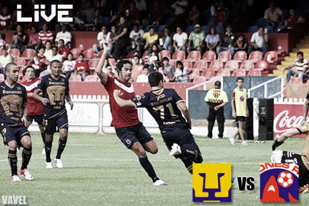 Resultado Pumas - Veracruz en Liga MX 2013 (0-0)