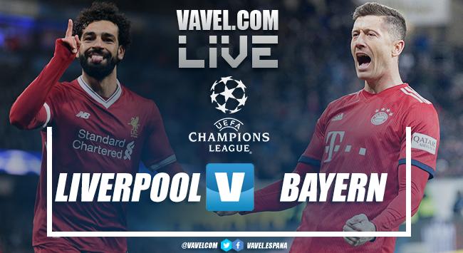 Resultado de Liverpool x Bayern de Munique pela Liga dos Campeões 2019 (0-0)