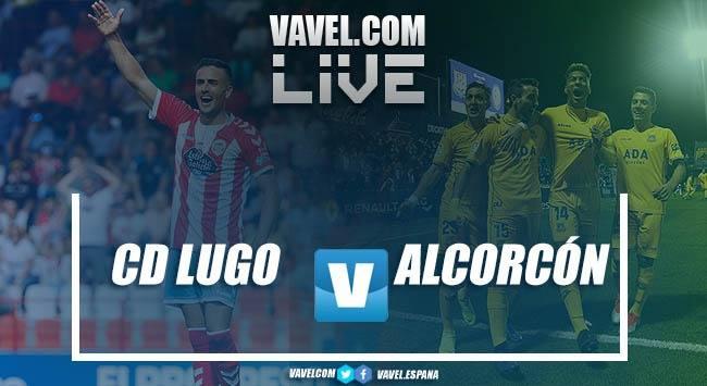 Resumen CD Lugo vs AD Alcorcón en LaLiga1|2|3 (0-1)