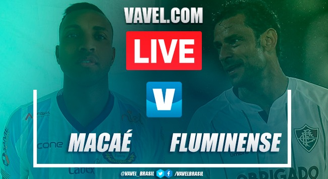Assistir jogo Macaé x Fluminense AO VIVO online pelo Campeonato Carioca 2020