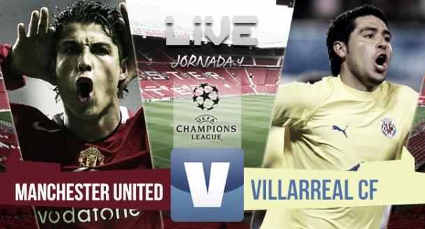 Remember Resultado Manchester United - Villarreal en Champions League 2006: todo por decidir en la última jornada (0-0)