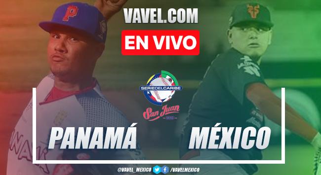 Resumen y carreras: Panamá 1-6 México en Serie del Caribe 2020