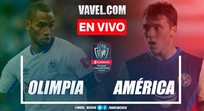 Goles y resumen del Olimpia 1-2 América en Concachampions 2021