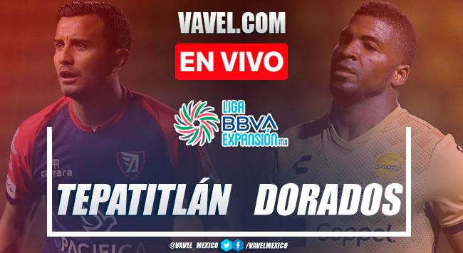 Resumen, goles y penales: Tepatitlán FC 1 (4) - (2) 1 Dorados de Sinaloa en Repechaje de Liga Expansión MX 2021