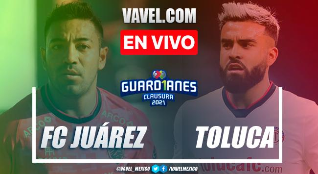 Gol y resumen: FC Juárez 1-0 Toluca en Jornada 17 de la Liga MX Guard1anes 2021