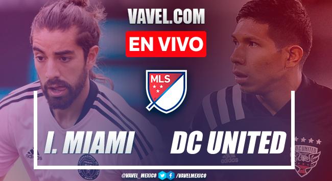 Goles y Resumen del Inter Miami 0-3 DC United en la jornada 7 de la MLS 2021