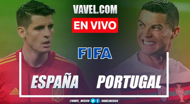 Melhores momentos de Espanha x Portugal (0-0)