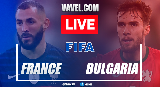 Goals and Highlights in France 3-0 Bulgaria Friendly match 2021