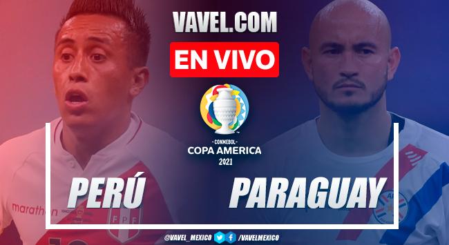 Goles, penales y resumen: Perú (4) 3-3 (3) Paraguay por los Cuartos de Final de la Copa América 2021
