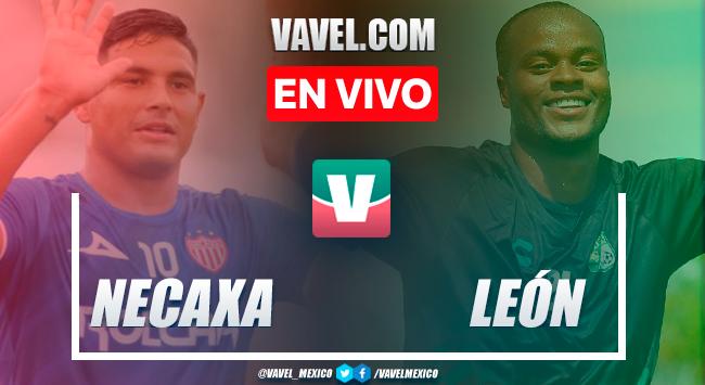 Resumen y goles: Necaxa 3-0 León en partido de pretemporada rumbo al Apertura 2021 de la Liga MX