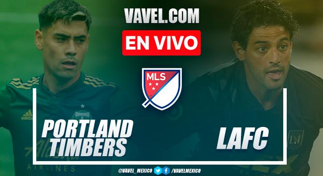 Resumen y goles: Portland Timbers 2-1 LAFC en MLS 2021