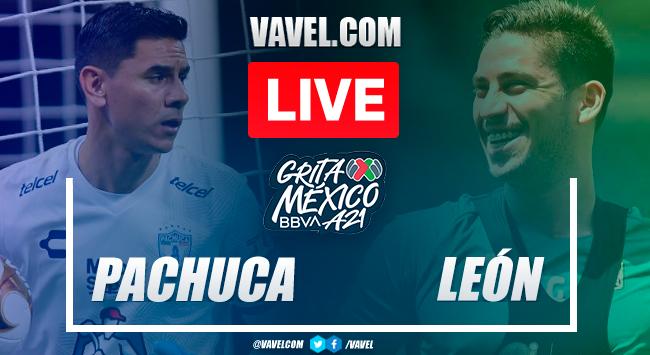 Goals and highlights: Pachuca 4-0 León in Liga MX Apertura 2021