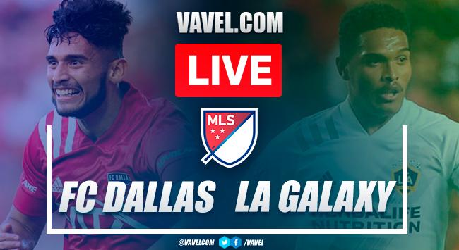 Goals and highlights: FC Dallas 4-0 LA Galaxy in MLS 2021
