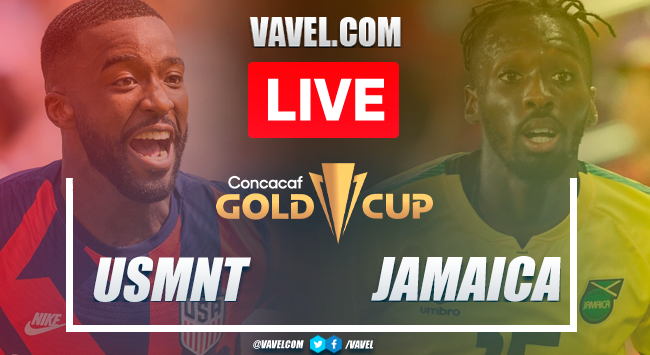 Goal and highlights: USA 1-0 Jamaica inGold Cup 2021