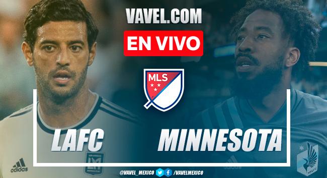 Resumen y goles: LAFC 2-2 Minnesota United FC en Semana 16 de MLS 2021