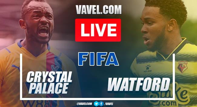 Resumen y goles: Crystal Palace 3-1 Watford en partido amistoso 2021