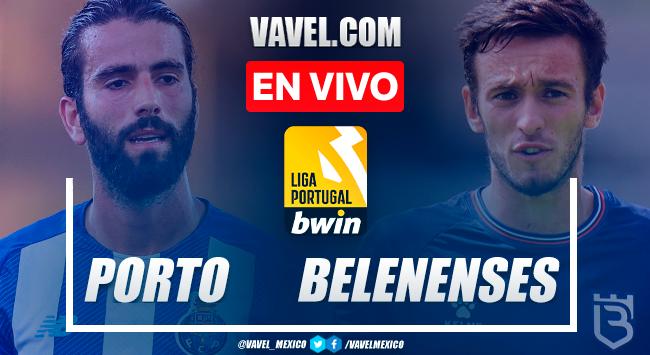 Resumen y goles: FC Porto 2-0 Belenenses SAD en Liga Portugal 2021