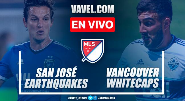 Resumen: San José Earthquakes 0-0 Vancouver Whitecaps en MLS 2021