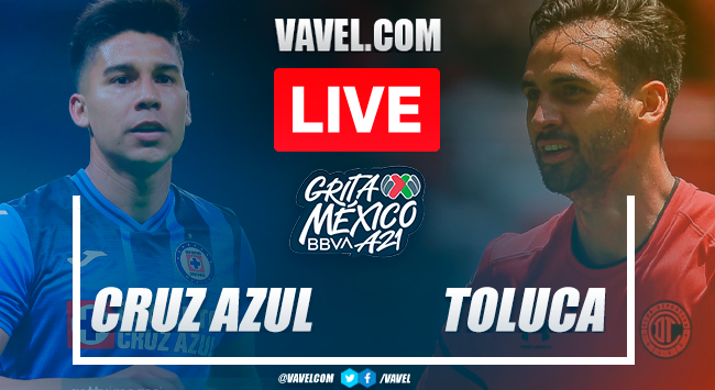Goals and highlights: Cruz Azul 4-0 Toluca in Liga MX Apertura 2021