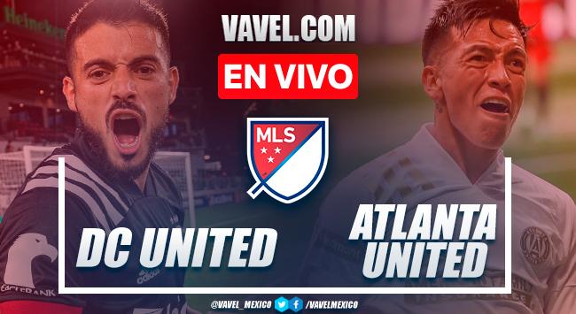 Resumen y goles: DC United 1-2 Atlanta United en Semana 21 de MLS 2021