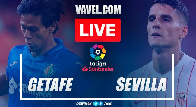Goal and highlights: Getafe 0-1 Sevilla in LaLiga 2021
