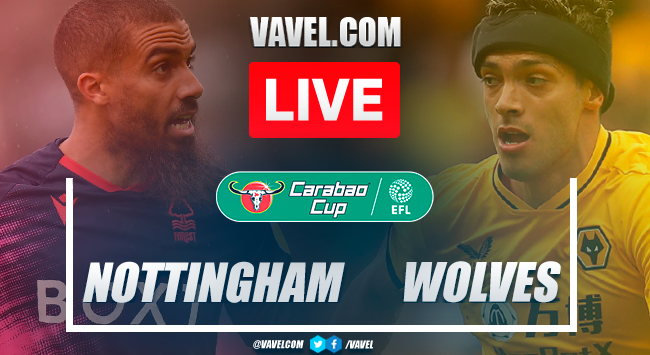 Goals and highlights: Nottingham Forest 0-4 Wolves in Carabao Cup 2021