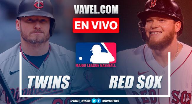 Resumen y carreras: Minnesota Twins 9-6 Boston Red Sox en MLB 2021