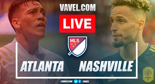 Goals and highlights: Atlanta United 0-2 Nashville SC in MLS 2021