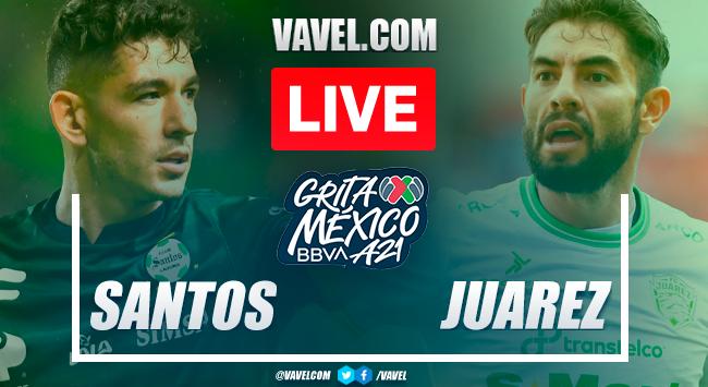 Goals and highlights: Santos 2-0 FC Juarez in Liga MX Apertura 2021
