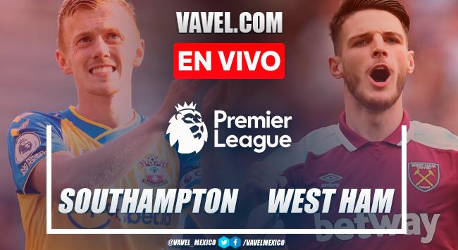 Resumen: Southampton FC 0-0 West Ham en Premier League 2021