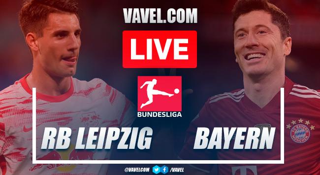 Goals and highlights: RB Leipzig 1-4 Bayern Munich in Bundesliga 2021