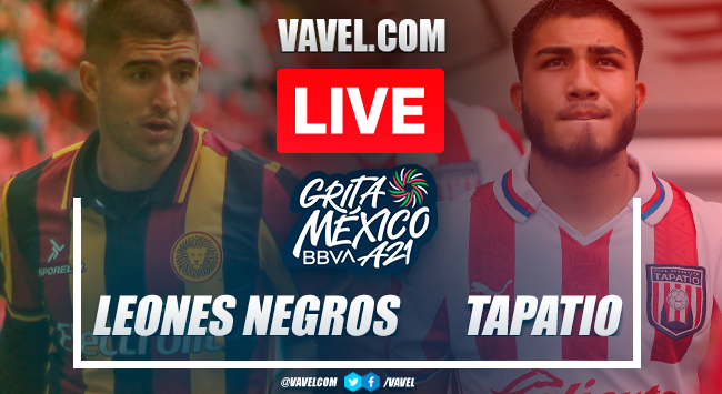 Goals and highlights: Leones Negros 3-0 Tapatio in Liga Expansion MX 2021