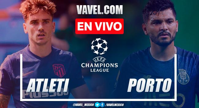 Resumen: Atlético de Madrid 0-0 FC Porto en Champions League