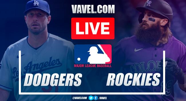 Runs and highlights: Los Angeles Dodgers 7-5 Colorado Rockies in MLB 2021