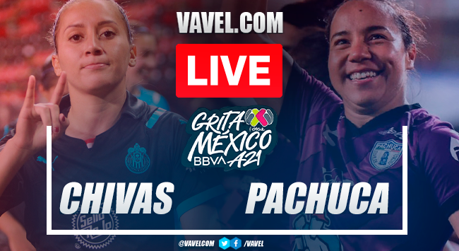 Goals and highlights: Chivas 2-1 Pachuca in Liga MX Femenil 2021