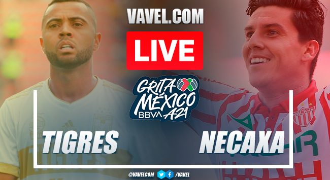 Highlights: Tigres 0-0 Necaxa in Liga MX 2021