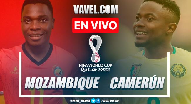 Resumen y gol: Mozambique 0-1 Camerún en Eliminatorias de CAF rumbo a Catar 2022