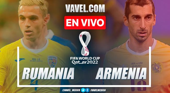 Resumen y gol: Rumania 1-0 Armenia en Eliminatorias de la UEFA rumbo a Catar 2022