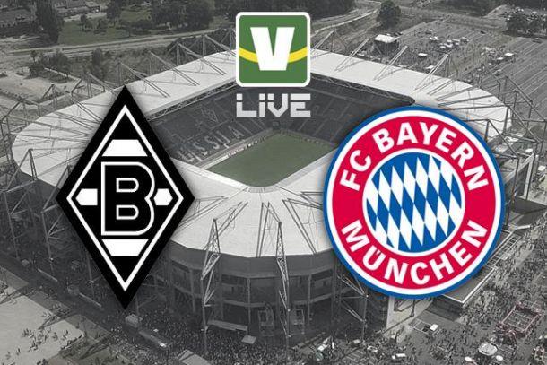 Borussia Mönchengladbach x Bayern de Munique, Bundesliga