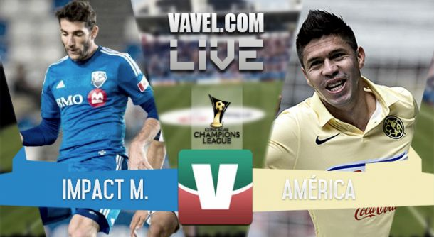 Resultado Montreal Impact - América en Final Concachampions 2015 (2-4)