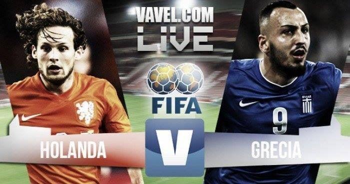 Grecia batte Olanda 2-1, decide Gianniotas