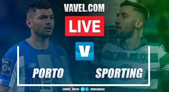 Assistir jogo Porto X Sporting AO VIVO pelo Campeonato Português 2020