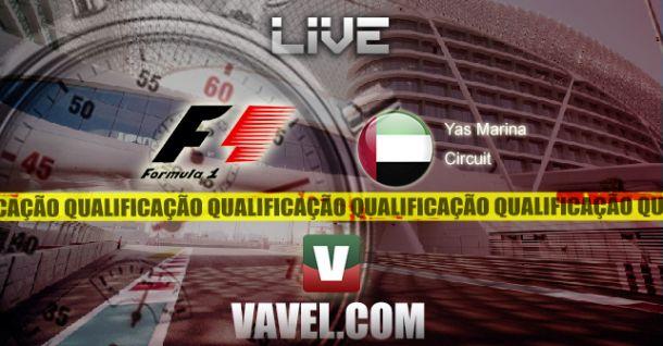 Qualificação do GP da Abu Dhabi de F1