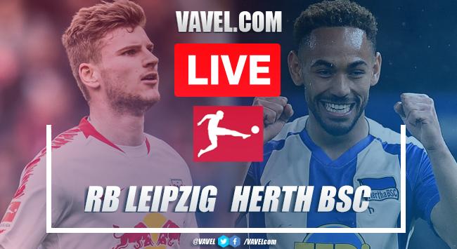 RB Leipzig vs Hertha BSC: Live Stream, TV Updates, and How to Watch Bundesliga (2-2)