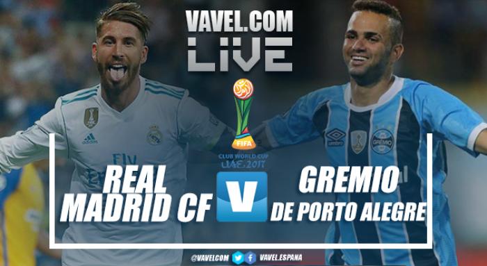 Real Madrid é campeão do Mundial de Clubes 2017 diante do Grêmio (1-0)