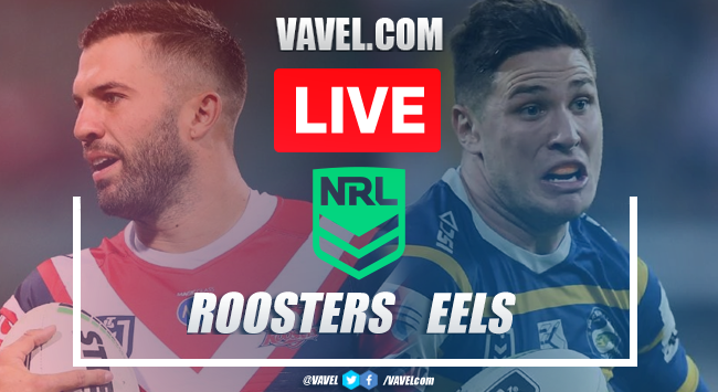 As it happened: Sydney Roosters end Parramatta Eels' unbeaten run with 24-10 victory