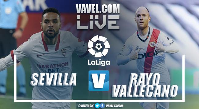 Resumen Sevilla vs Rayo Vallecano en LaLiga (3-0)