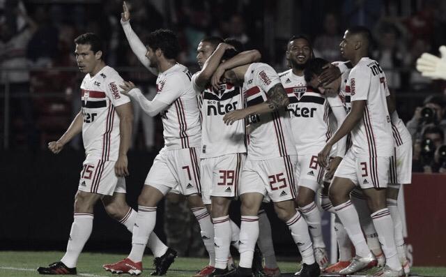 Em busca de reabilitação, São Paulo e Chapecoense se enfrentam pelo Campeonato Brasileiro