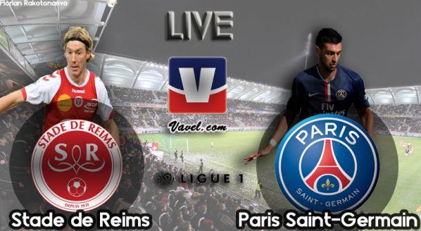 Live Ligue 1 : Stade de Reims - Paris Saint-Germain en direct