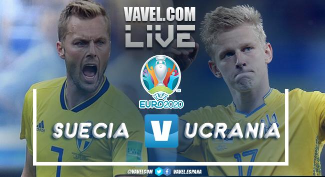 Resumen del Suecia 1-2 Ucrania de la Eurocopa 2020